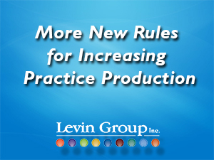 More New Rules for Increasing Practice Production