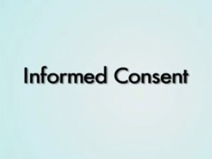 Informed Consent: Dr. Dennis Tarnow Part 5 of 6