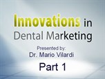 Innovations in Dental Marketing - Dear Doctor - Part 1