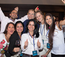 dentalxp global symposium social events