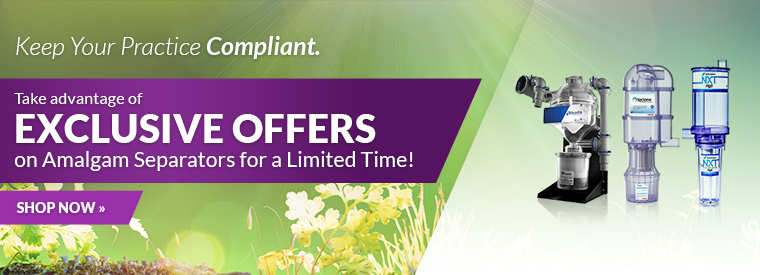 Exclusive Offers on Amalgam Separators