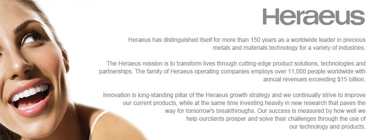 About Heraeus