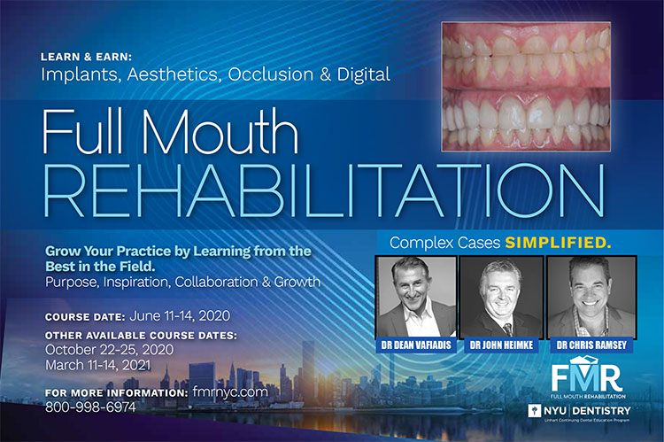 Digital Full Mouth Rehabilitation Program in NYC