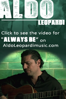 Aldo Leopardi Band Banner